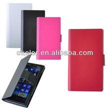 Genuine Leather Flip case cover for Nokia Lumia 920