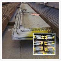 hot rolled shipbuilding bulb flat steel bar