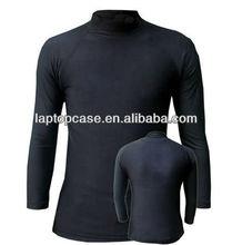 men's SPF 50+ Long Sleeve Rash Guard sports suits