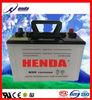 DRY car battery N50