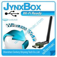 RT5370 Jynxbox Ultra Wireless USB WiFi Adapter for Jynx Box /sky BOX HD FTA Satellite Receivers(SL-1506N)