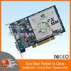 VGA Card GeForce FX5500 256MB S-Video Dual VGA PCI Video Card