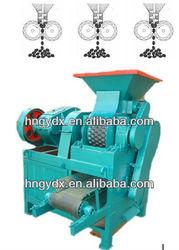 CE acquired Coal briquette ball press machine Indonesia