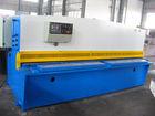 metal plate rotary shearing machine