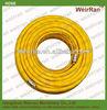 (5339) high pressure spray pvc hose pipe, pvc braided reinforced hose, plastic pvc garden hose