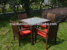 2013 EXCELLENT cheap PATIO modern wicker/rattan garden Furniture