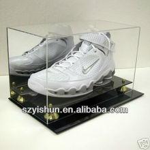 custom manufacturing Size16 NBA Basketball Shoe Acrylic Display Case