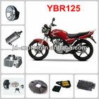 YBR125 motocicleta parts