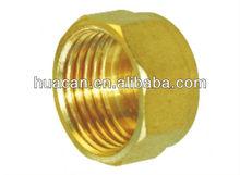 HC-Brass end cap
