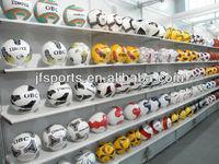 machina stitched PVC soccer football
