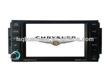 Car DVD player for Grand Cherokee/Chrysler Sebring/Jeep Commander/Wrangler/Grand Cherokee with Bluetooth Radio GPS,ST-8104