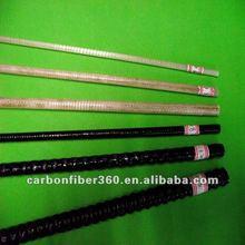 Corrision-resistant fiberglass deformed rebar, rebar stirrups, frp rebar