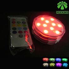 remote control led light decoration