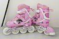 Patines en línea, patines de ruedas, zapatos de los deportes