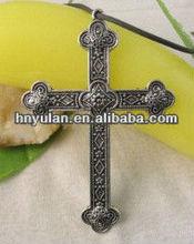Metal Charms cross Pendant Jewelry Accessories metal cross