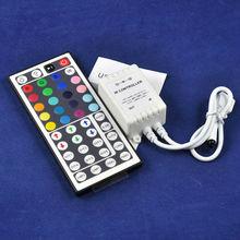 44 keys remote touch controller, 5v/30w 12v/72w 24v/144w, IR series, CE/RoHS, led ethernet controller