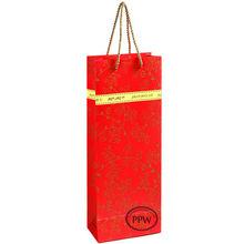 2013 TOP HOT SALE Cotton Handle Paper Shopping Bag Wholesale