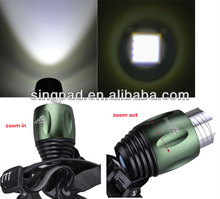 high power environmental led cree t6 headlight