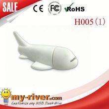 Customized PVC portable sd usb digital airplane speaker 2.0 flash drive