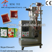 MY-60Y automatic foot cream packaging machine Strip Packs Device