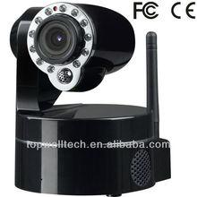 Indoor 3X Optical ZOOM IR pan tilt wifi ip camera outdoor Wireless Wifi IP Camera