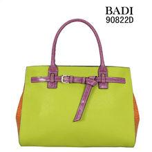 2013 colorful bags ladies bags handbags fashion bags pu hangbag