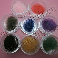 fashion color individual eyelash