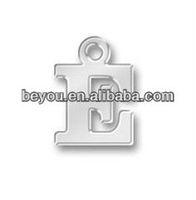 2013 New Greek Alphabet Epsilon Initial Jewelry