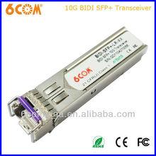 NEW 10g sfp+ BIDI transceiver 10KM CISCO SFP-10GBX-D-40