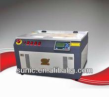 Sunic small desktop laser cut machine SCU4030 high precision easy operation