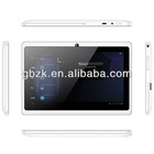 800X480 7inch tablet pc cdma