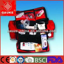 empty army medical first aid bag