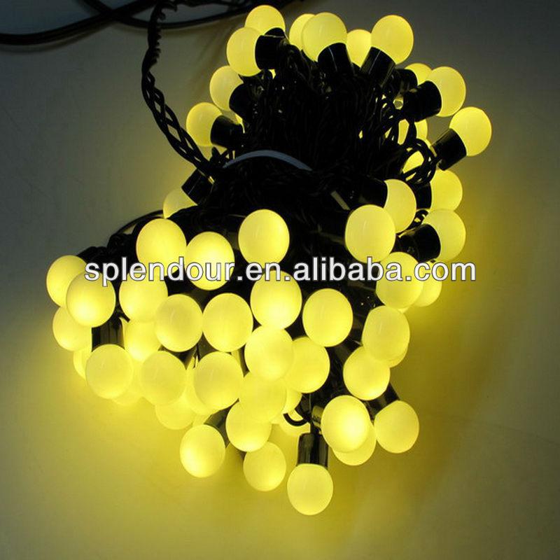 Christmas ball string light/LED Christmas string light/LED string light/LED light