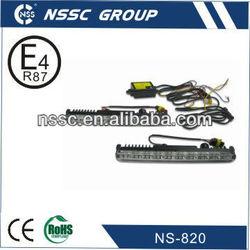 NSSC Led DRL Car led light auto tuning daylight