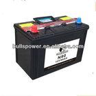 auto battery dry charged N90 12V90Ah varta car battery
