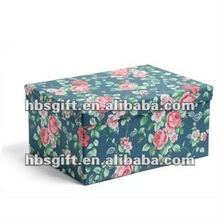 2012 hot corrugated shoe packing box