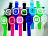 Factory Wholesale ss.com silicone watches