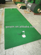 golf artificial grass , golf simulator mat