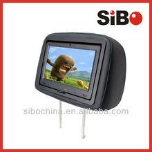 Bus Vod System, Bus Headrest Rear View Entertainment Client & Server