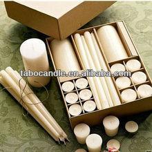 wholesale decorative scented pillar candle