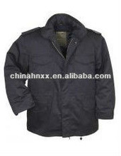 Waterproof with fur liner Alpha M65 army combat jacket