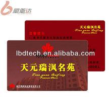 RFID 125KHz Hitag 1 / Hitag 2 / Hitag S PVC / PET ISO Card