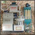 Vollautomatische reisstroh pelletpresse, vertikalen würfelpresse