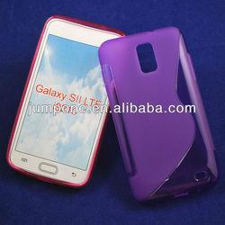 S line TPU Soft Back Case For Samsung Celox 4G LTE Galaxy S2 i9210 E110s