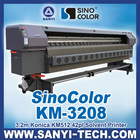 Konica KM512 Heads Flex Printing Machine Price