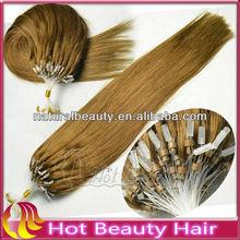100 indian virgin remy hair micro rings