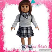 "hot sale lovely 18"" vinyl fashion dolls/vinyl doll heads and hands/sex doll vinyl"
