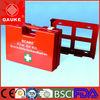 10 Person- 52 piece bulk kit- plastic case- 1 ea. At Home Emergency