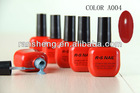 New Color Chart:uv nail gel with 600 colours