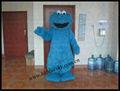 2013 carnevale costume cookie monster